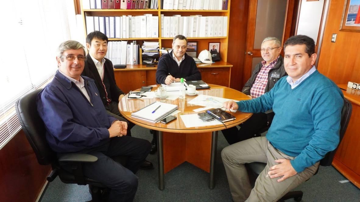 Reunión Eukor y EPI