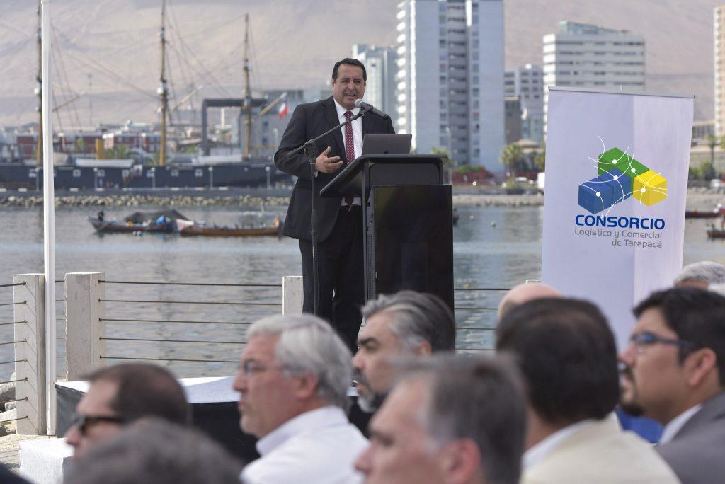Héctor Mardones - Consorcio